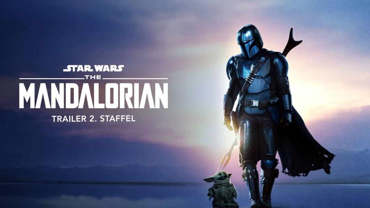 Disney Plus Mandalorian Staffel 2