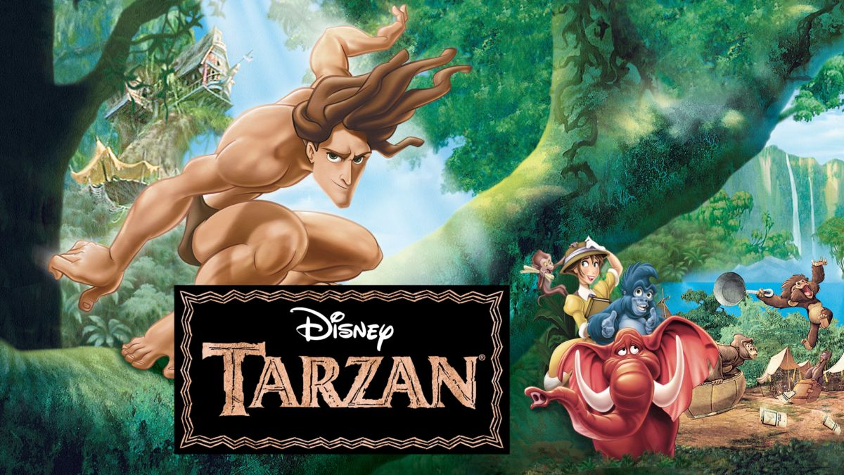 Watch Tarzan Full Movie Disney