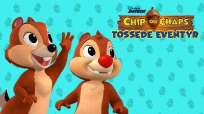 Mickey og racerholdet – Chip og Chaps tossede eventyr