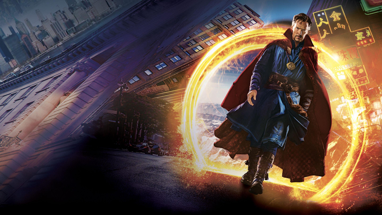Guarda Doctor Strange | Film completo| Disney+
