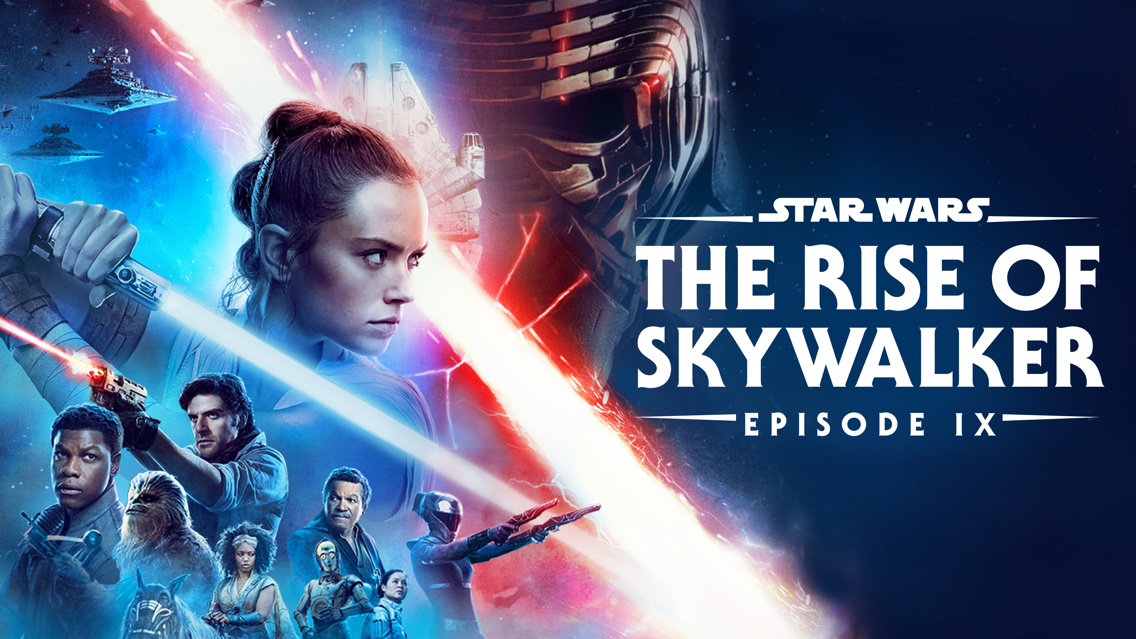 Watch Star Wars The Rise Of Skywalker Episode Ix Full Movie Disney