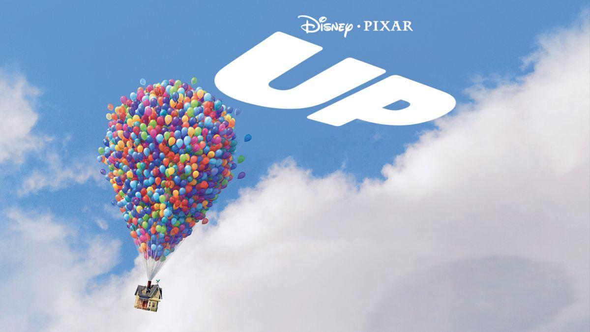 Watch Up | Full Movie | Disney+