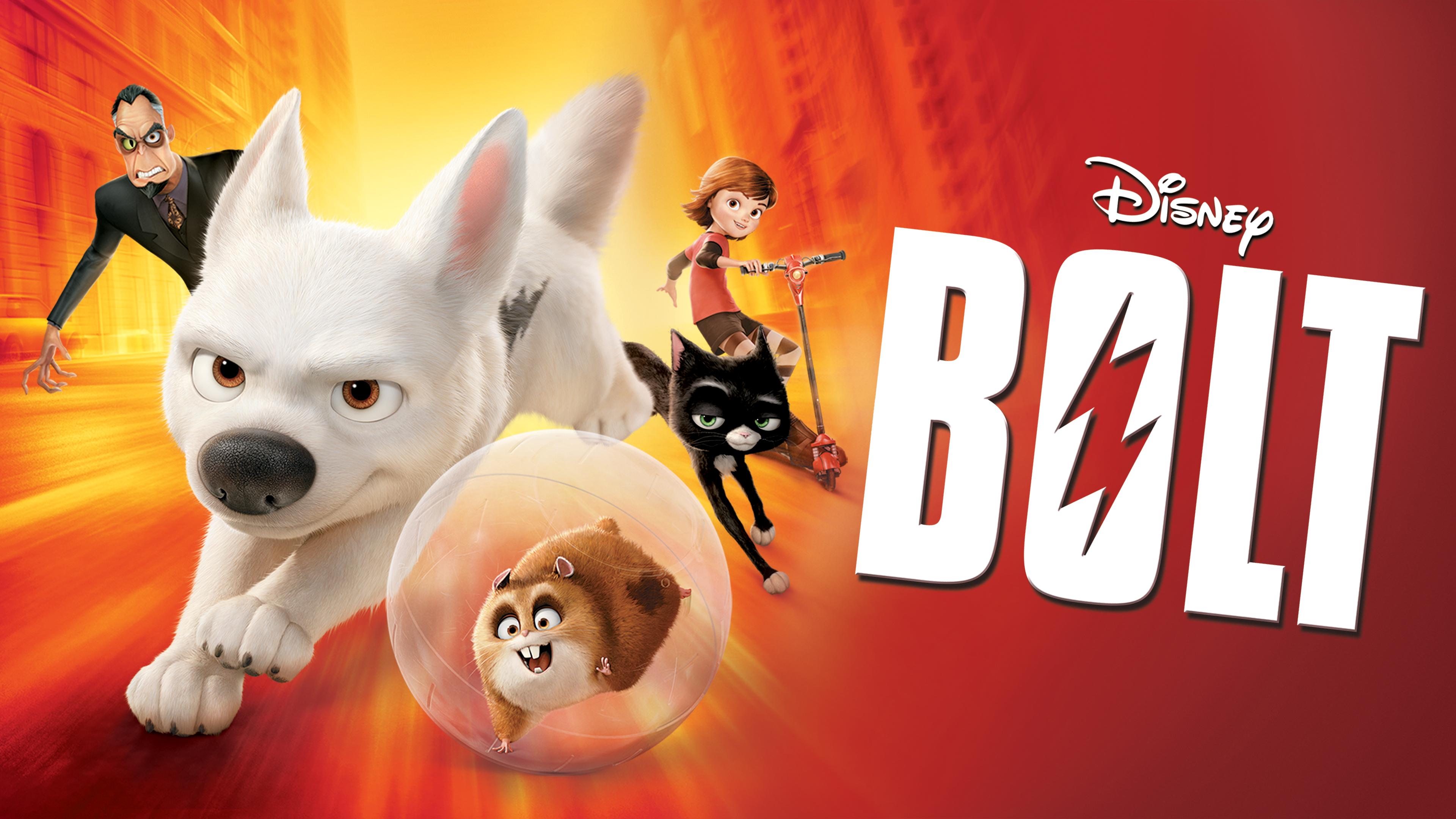 Watch Bolt Full Movie Disney
