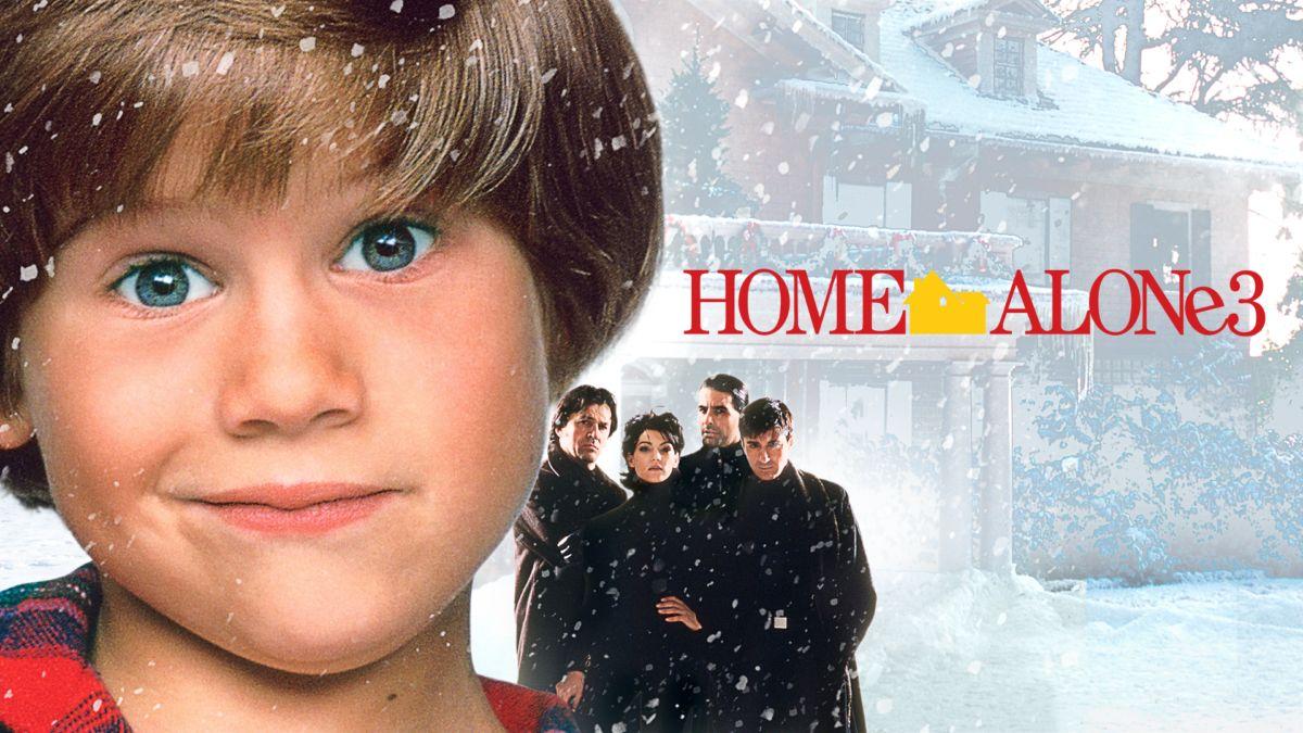 Watch Home Alone 3 | Full Movie | Disney+