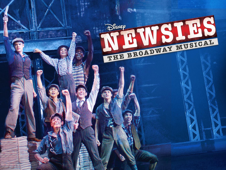 Watch Newsies: The Broadway Musical | Disney+