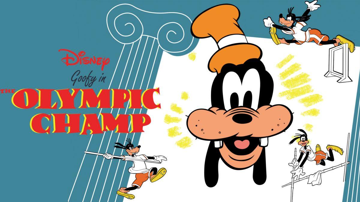 Pippo alle Olimpiadi