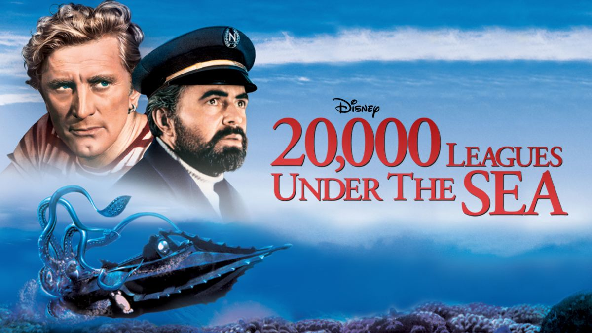 """20,000 Leagues Under the Sea"" (1954)"