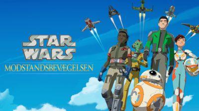 Star Wars: Modstandsbevægelsen