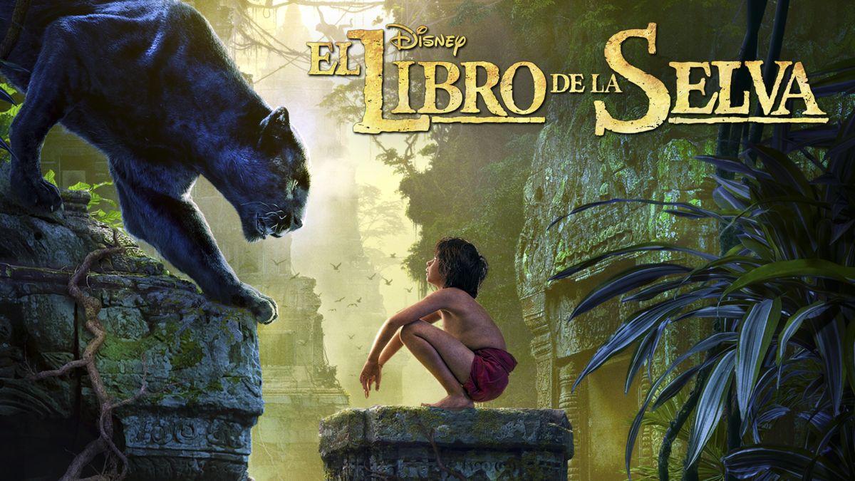 Ver El libro de la selva | Película completa | Disney+