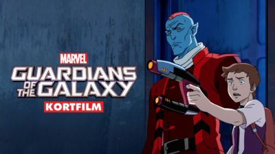 Marvel's Guardians Of The Galaxy (Kortfilm)