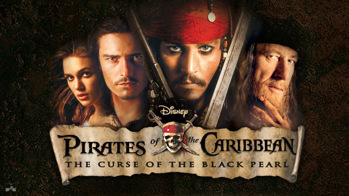 Watch Pirates Of The Caribbean The Curse Of The Black Pearl Full Movie Disney