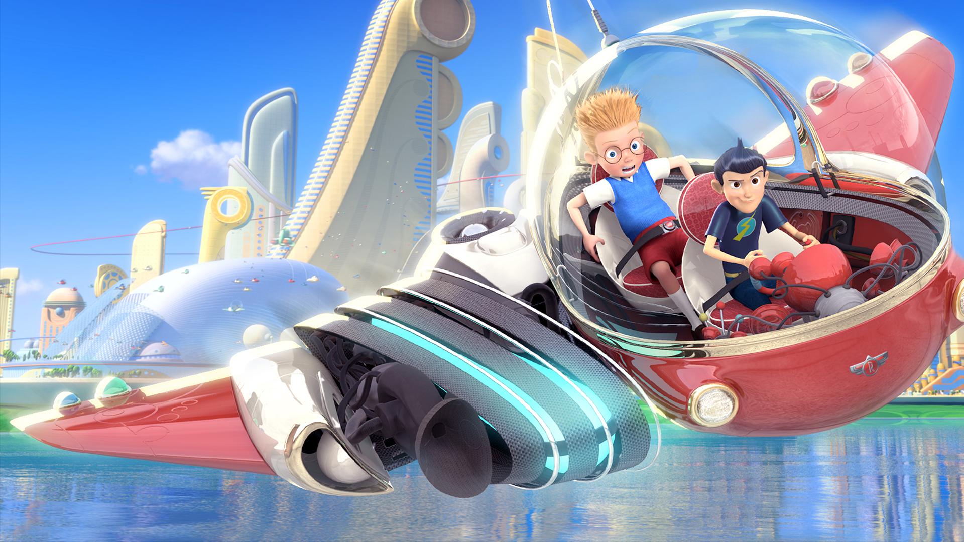 Watch Meet The Robinsons Full Movie Disney