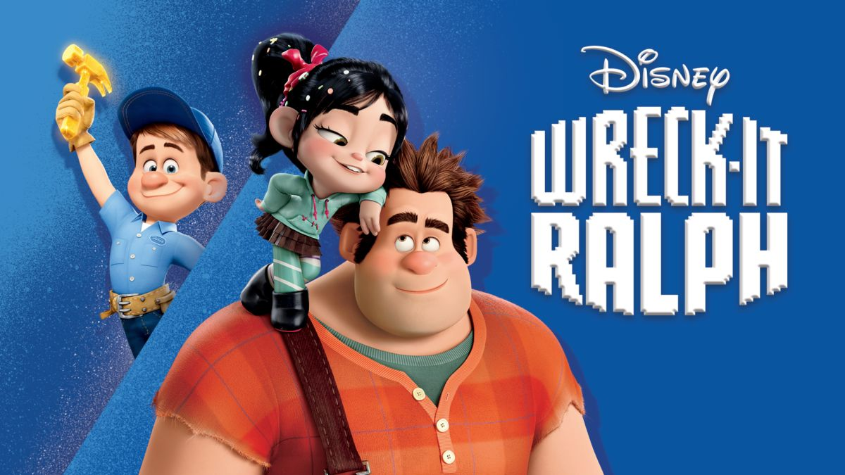 Watch Wreck-It Ralph | Full Movie | Disney+