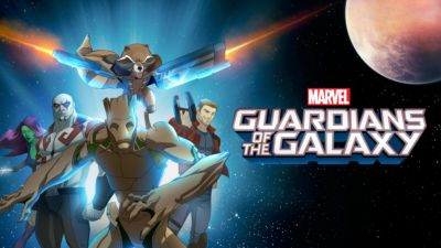 Marvel Guardians Of The Galaxy (Sæson 1)