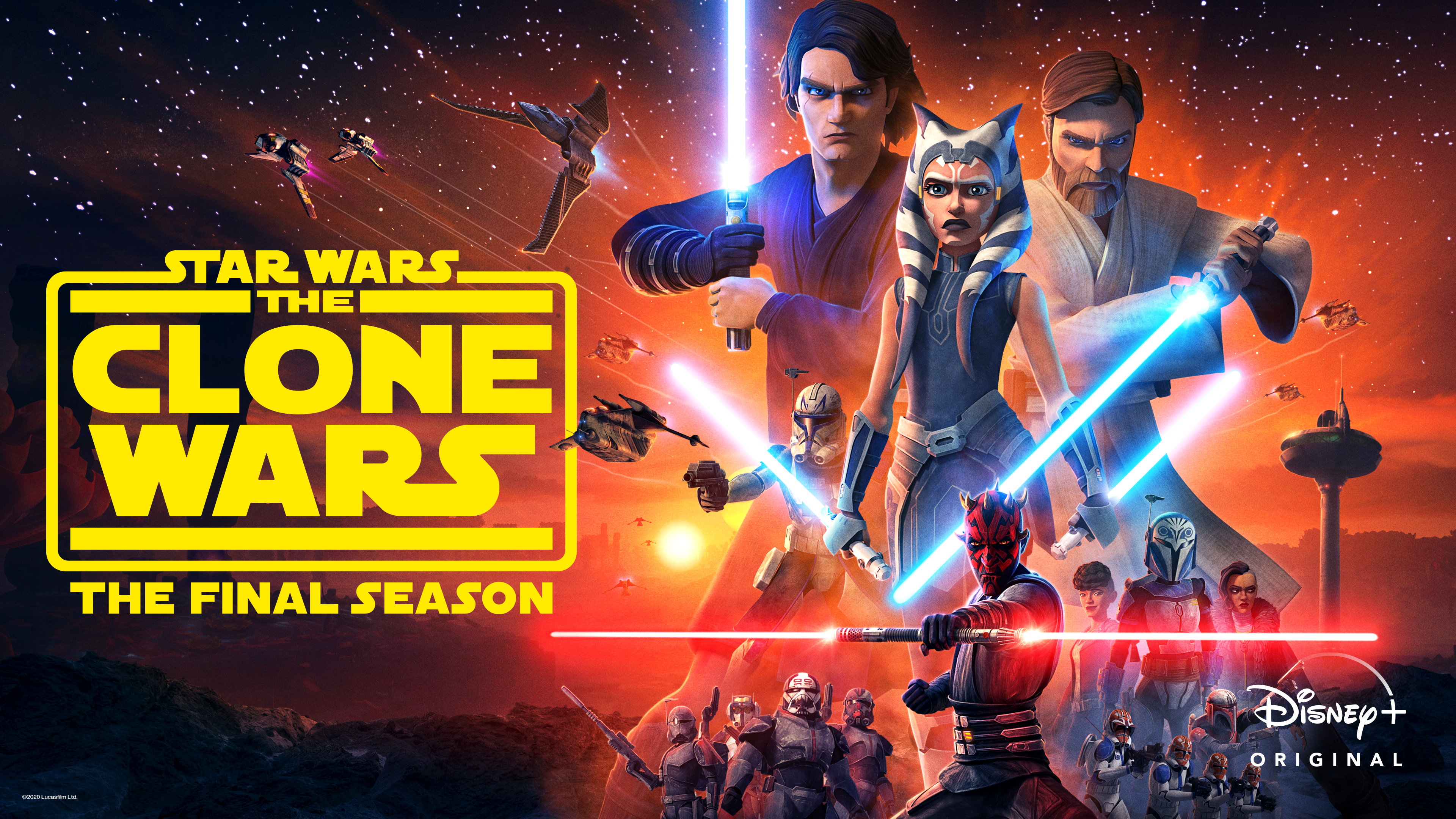 Where To Watch Star Wars The Clone Wars Online In Australia Finder