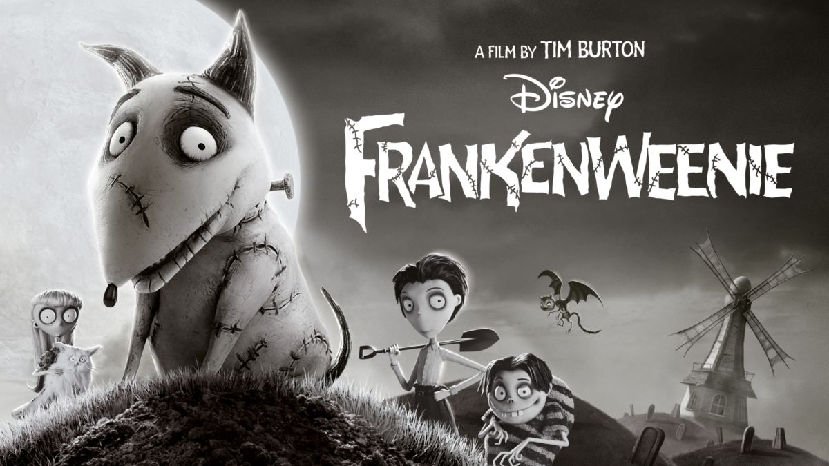 Watch Frankenweenie Full Movie Disney