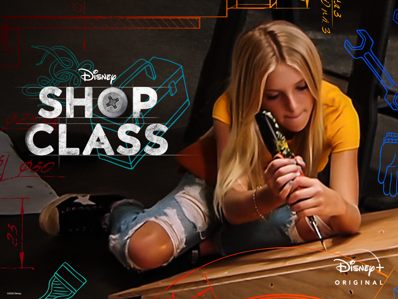 Watch Shop Class | Disney+
