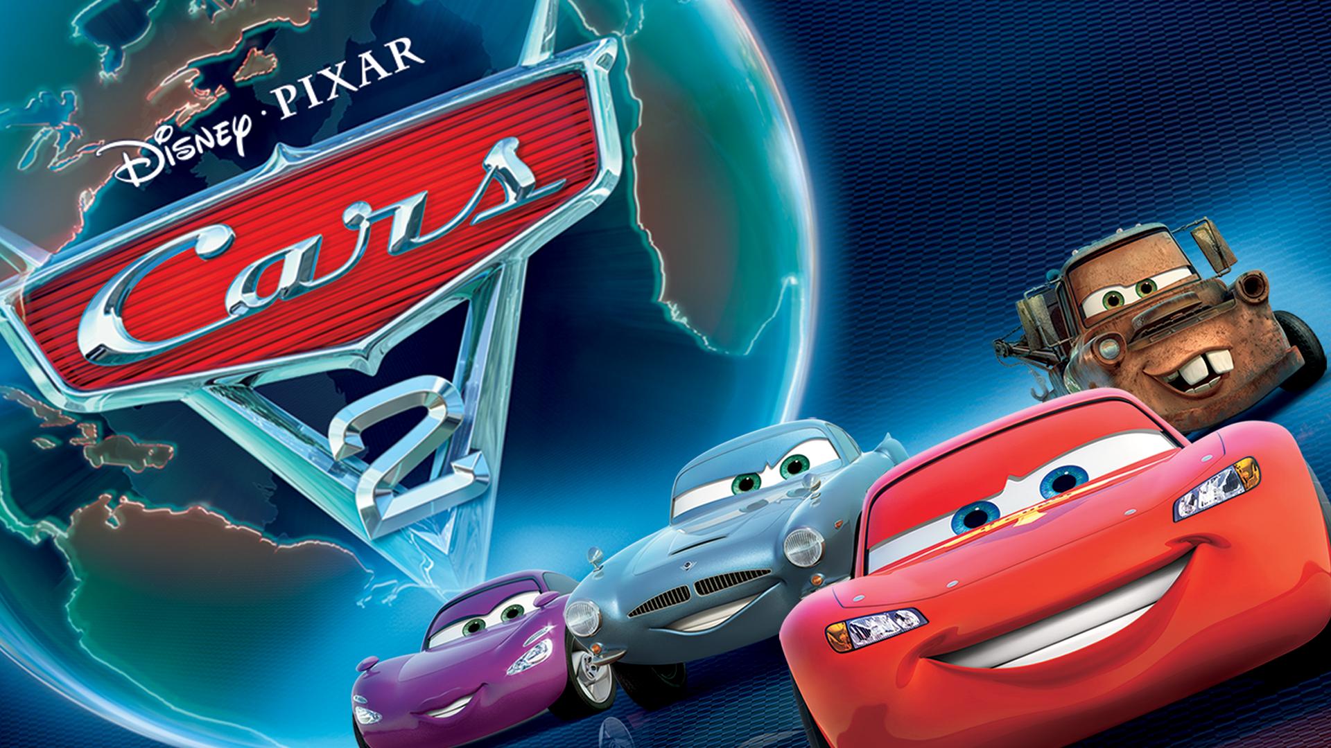 Watch Cars 2 Full Movie Disney