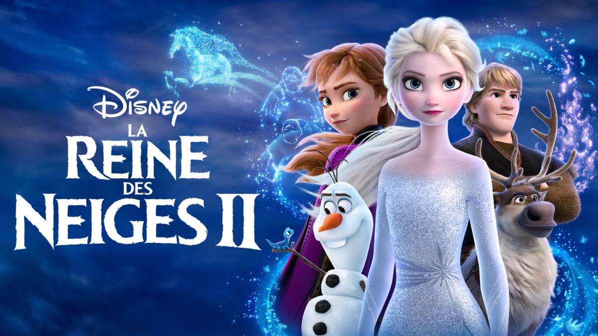 Regardez La Reine des neiges 2   Film complet   Disney+