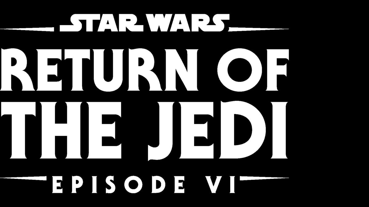 Disney Star Wars Logos Transparent Starwars