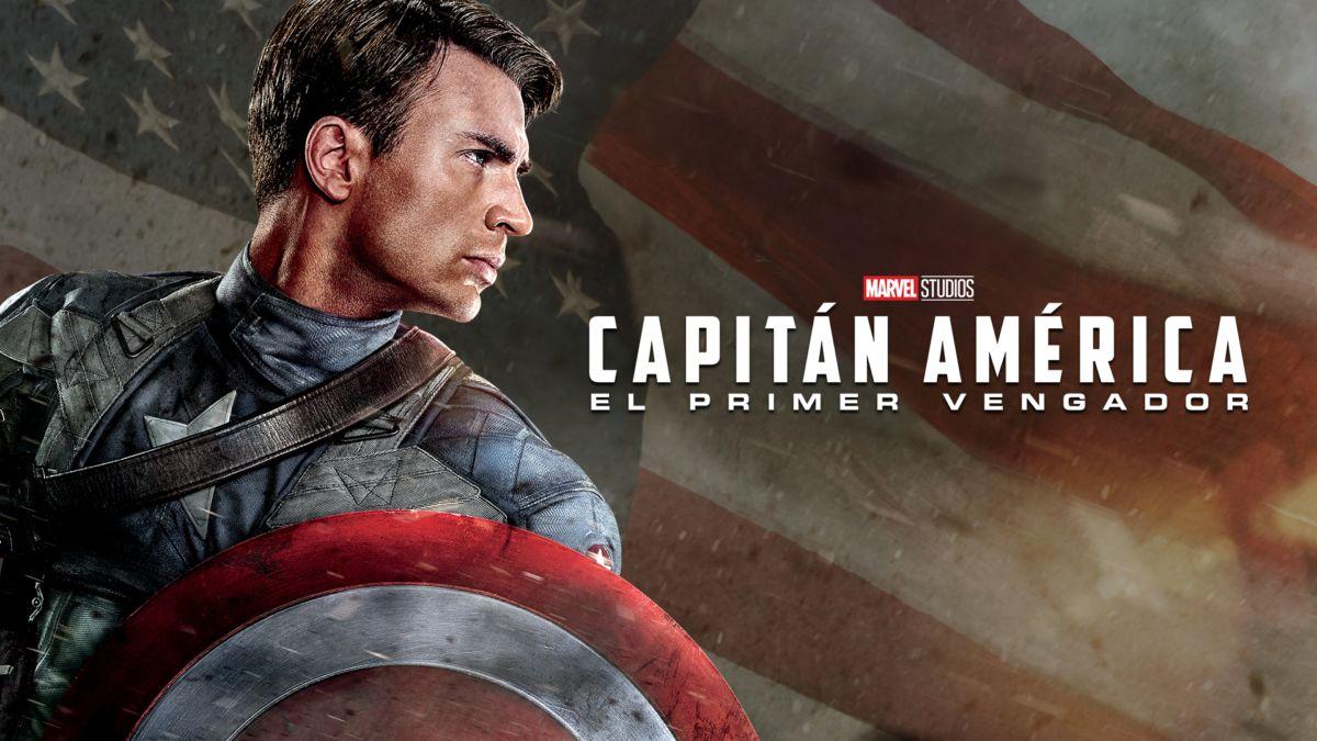 Ver Capitán América El Primer Vengador Película Completa Disney