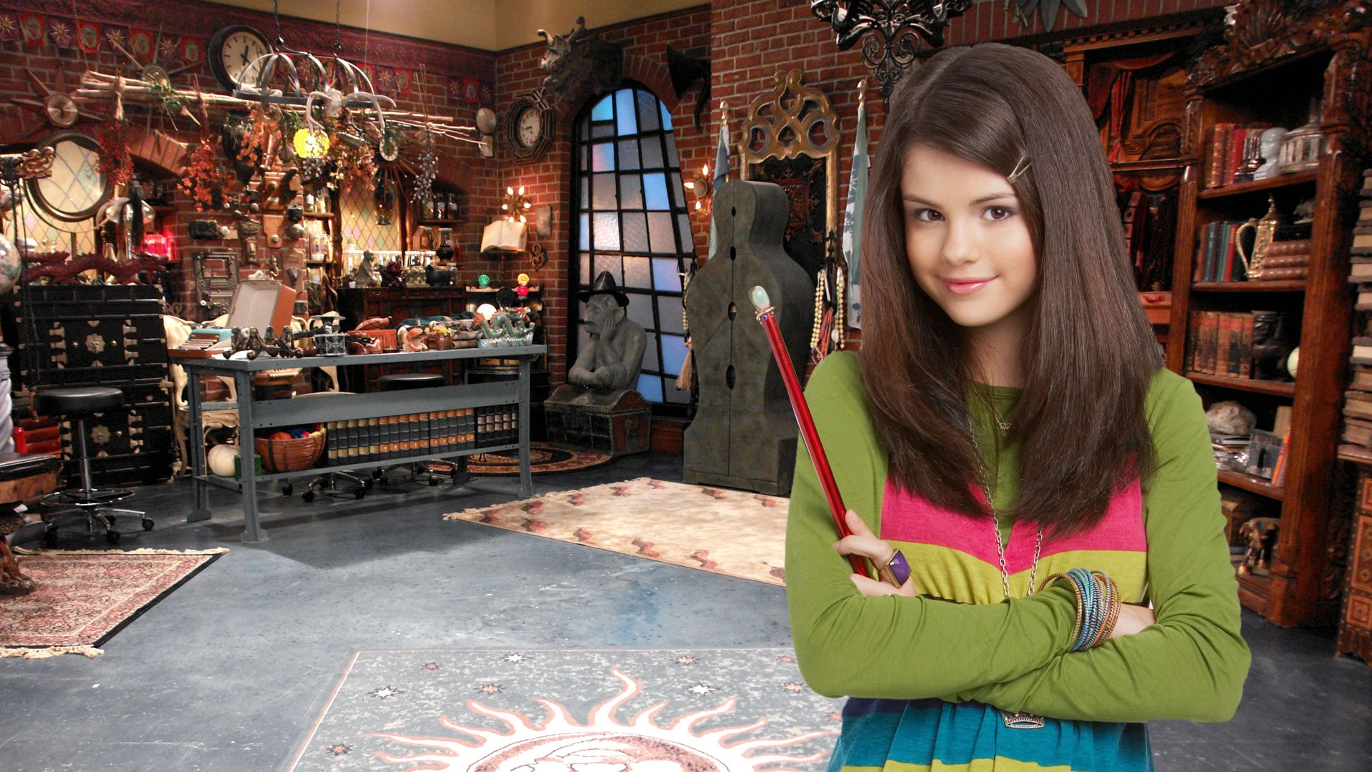 Watch Wizards Of Waverly Place Full Episodes Disney