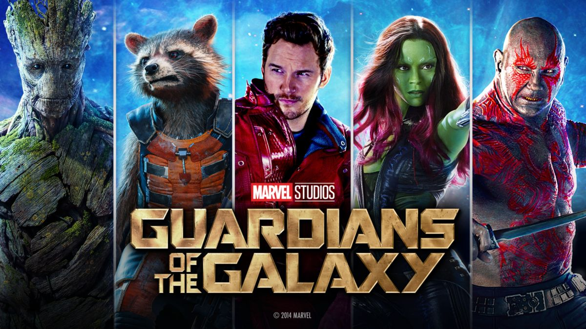 Guardians Of The Galaxy Disney