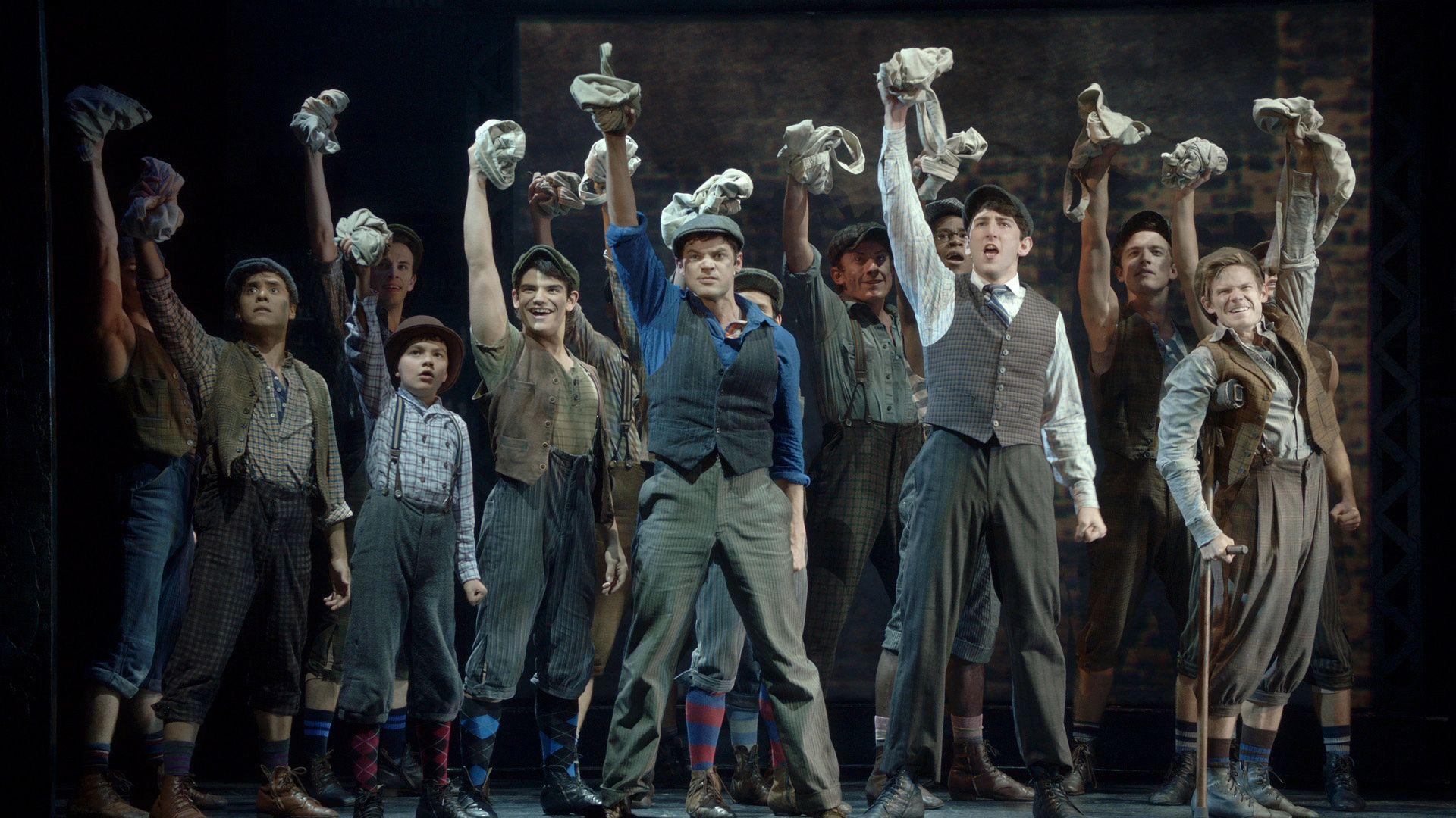 Newsies: The Broadway Musical