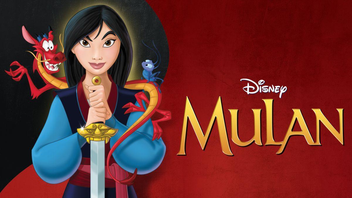 Mulan Auf Disney Plus