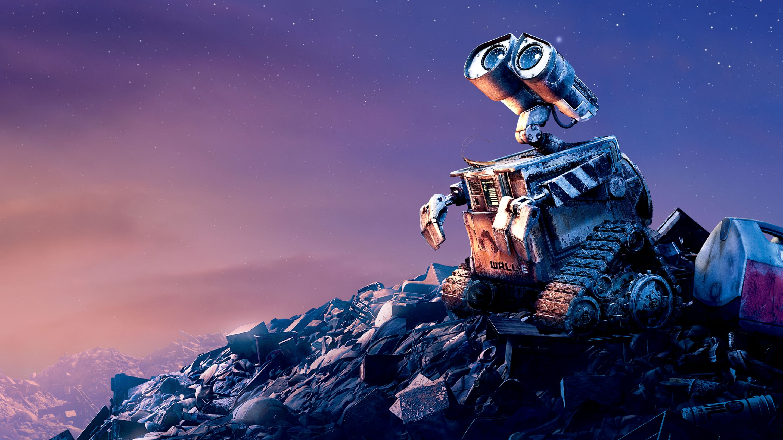 Wall-E Robot Movie