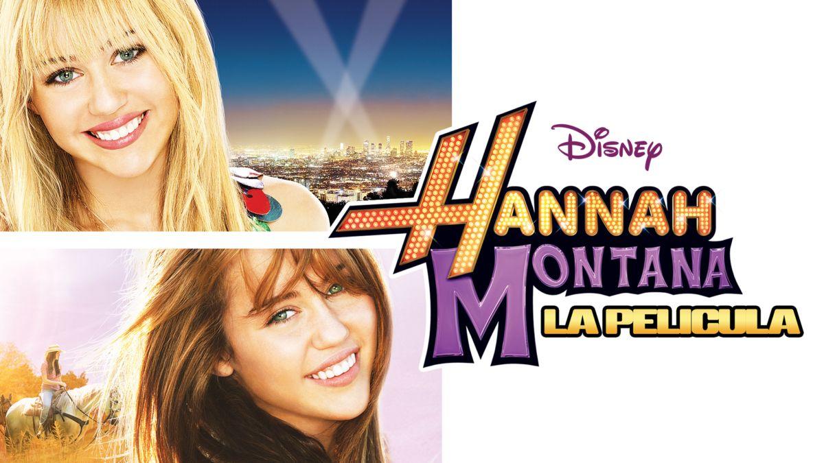 Ver Hannah Montana La Película Película Completa Disney