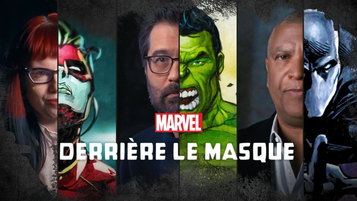 Regarder Marvel : Derrière le masque | Film complet | Disney+