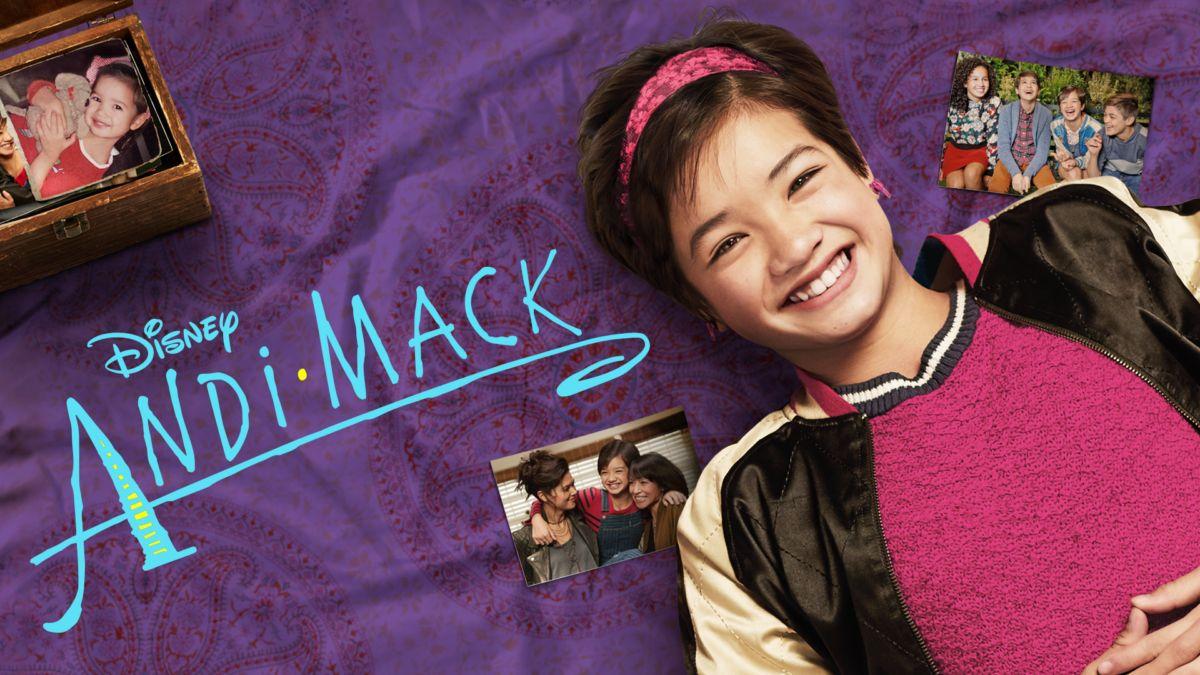 Andi Mack | Disney+
