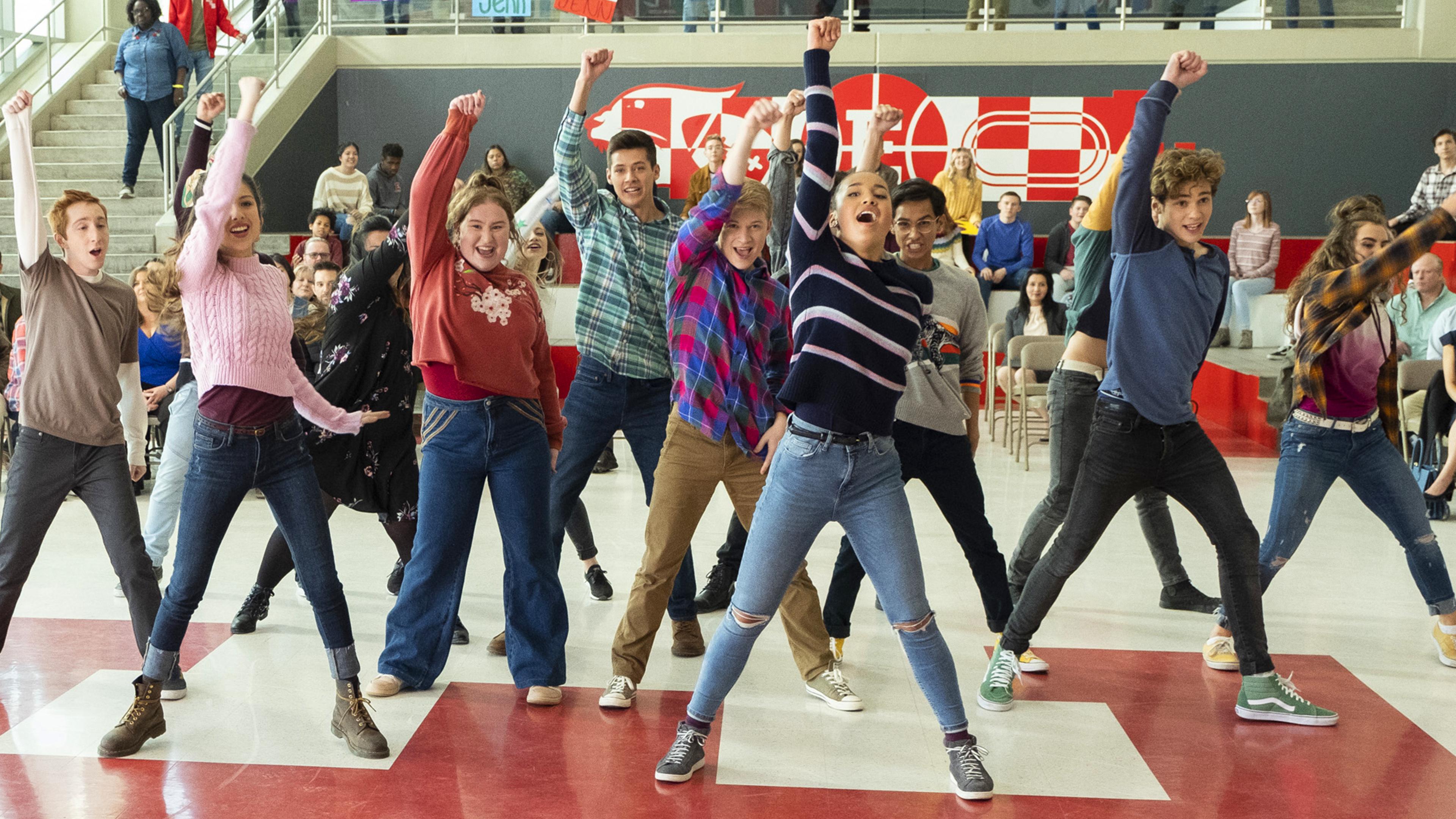 High School Musical: The Musical: The Series Season 1 Episode 6