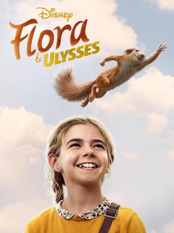 Watch Flora & Ulysses   Full movie   Disney+
