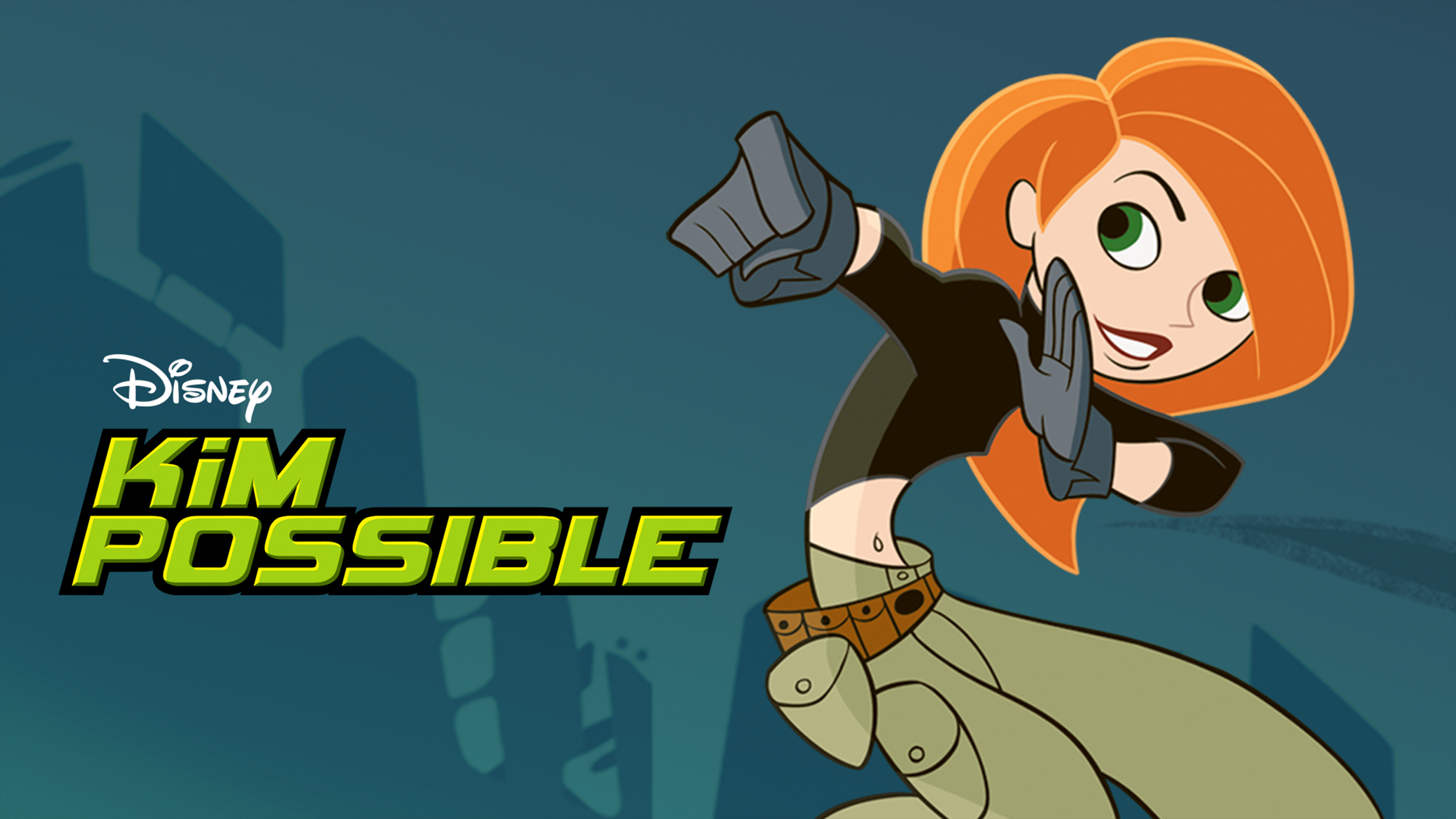 Watch Disney's Kim Possible | Full episodes | Disney+