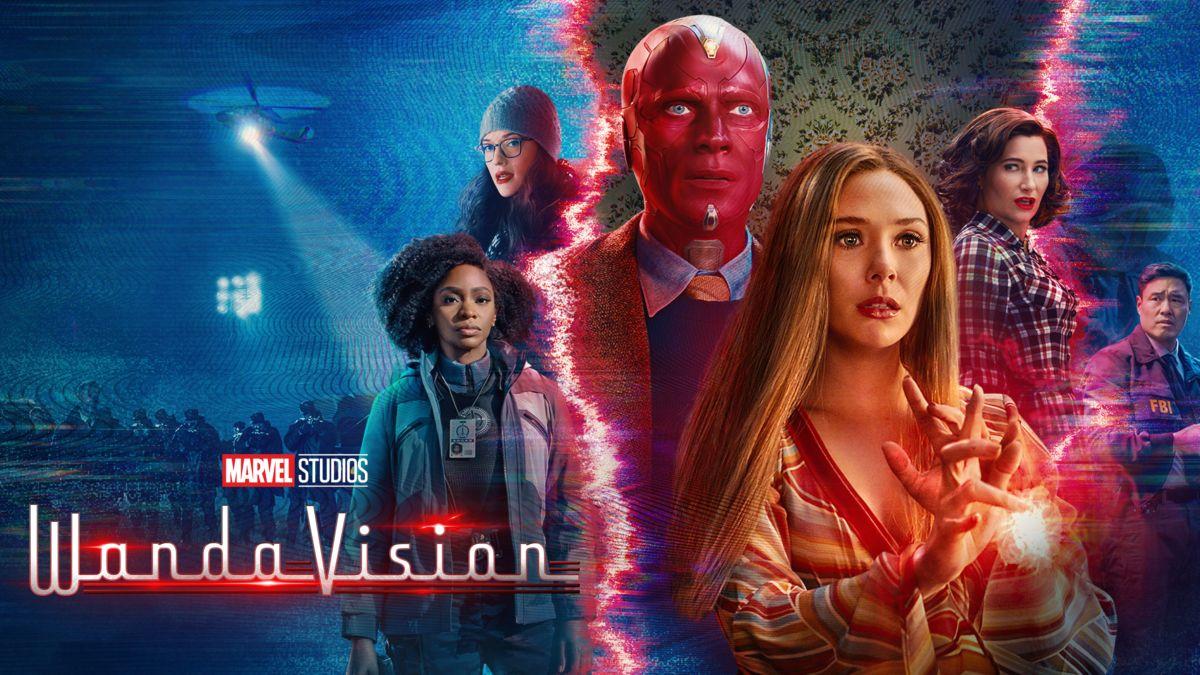 Guarda episodi completi di WandaVision | Disney+