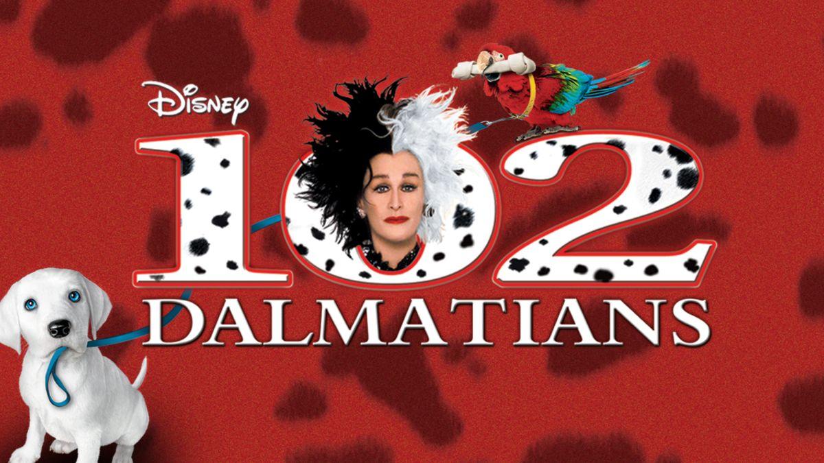 Watch 102 Dalmatians Full Movie Disney