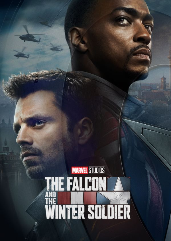 The Falcon and The Winter Soldier on Disney+ UK