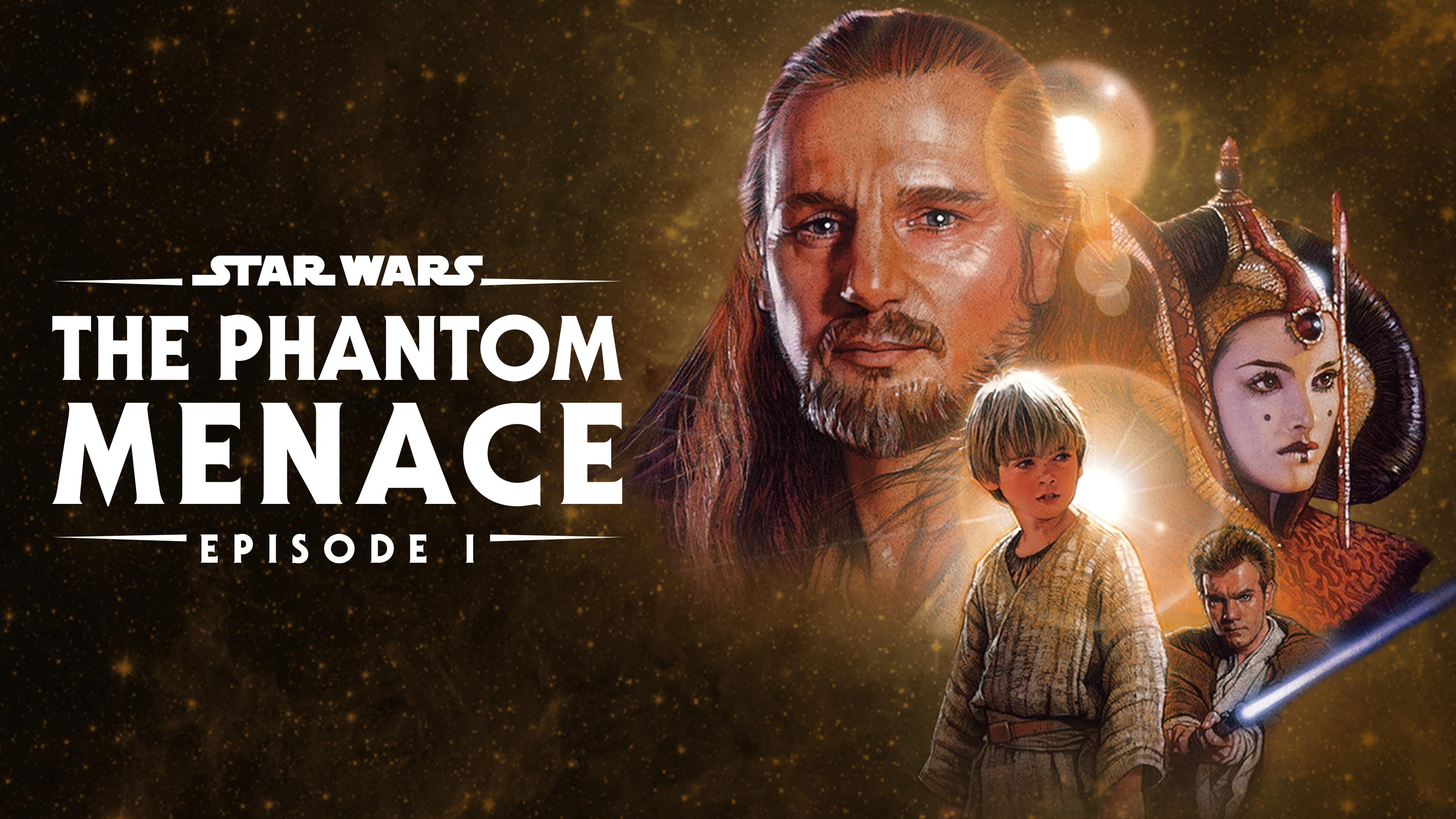 Watch Star Wars The Phantom Menace Episode I Full Movie Disney