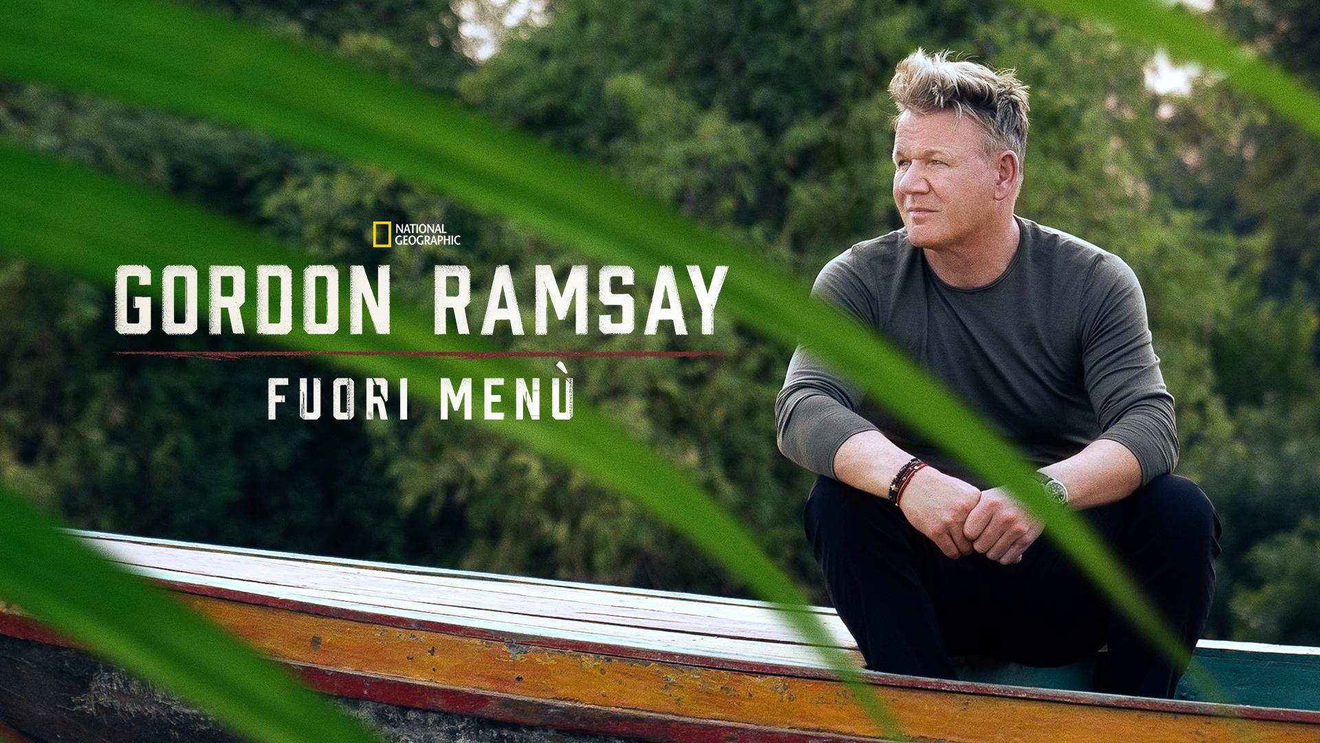 Guarda episodi completi di Gordon Ramsay: Fuori Menù | Disney+