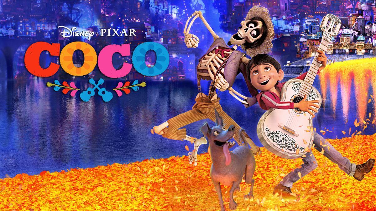 Coco - Meilleurs films Disney plus