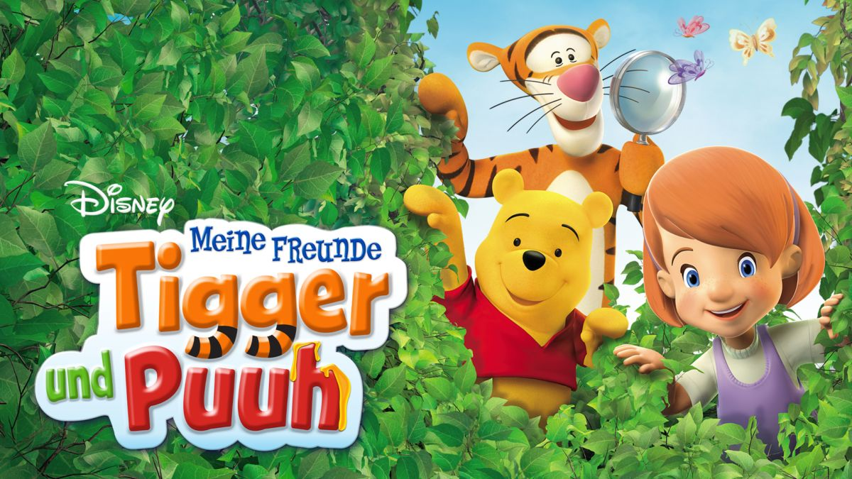 Meine Freunde Tigger Und Puuh Stream