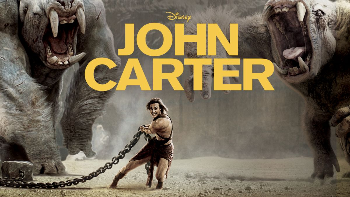Watch John Carter Full Movie Disney