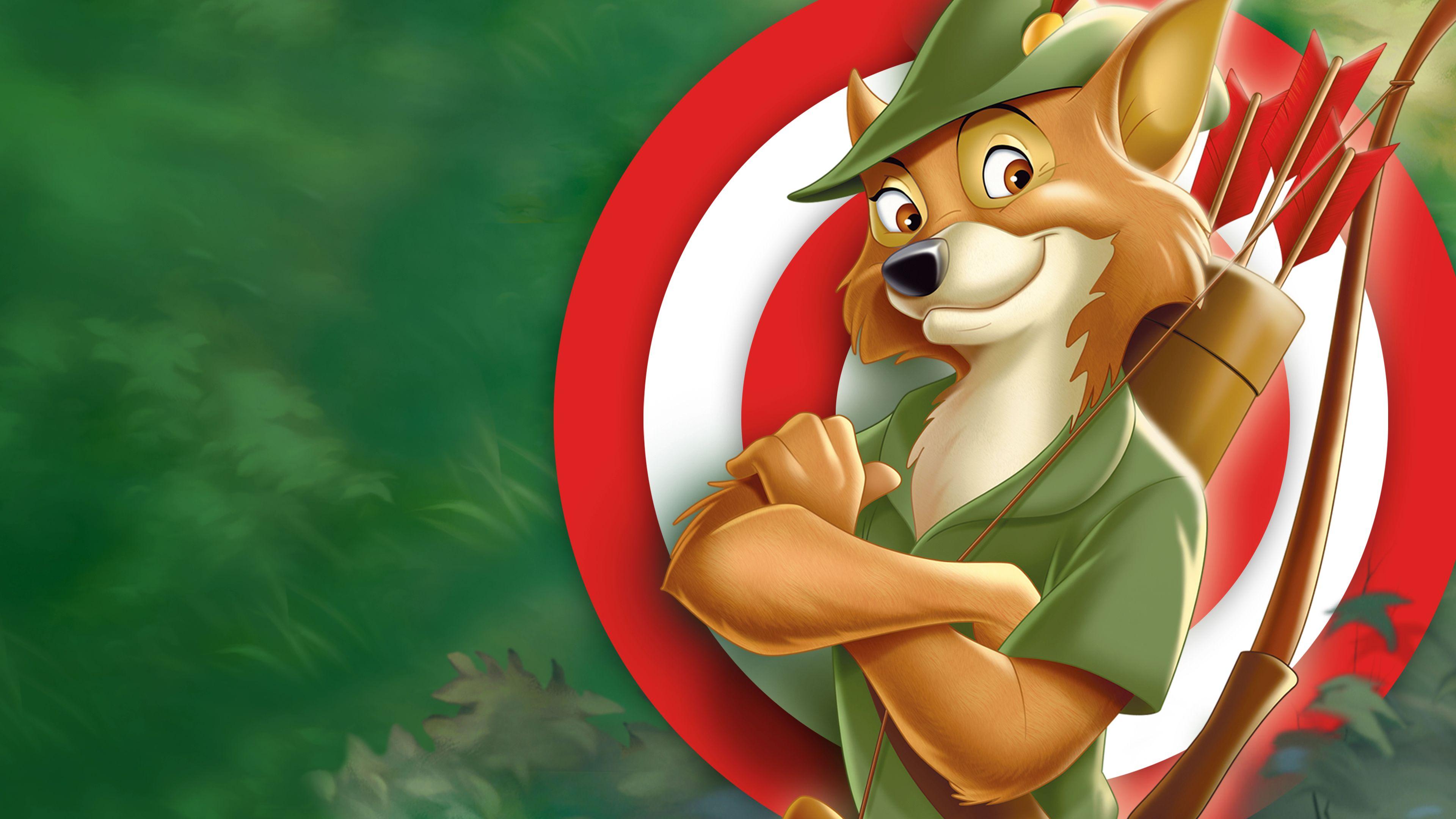 Animation Cartoon Full Movie watch robin hood   full movie   disney+