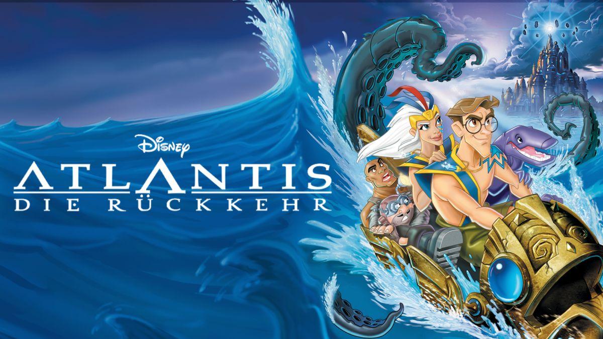 Atlantis Die Rückkehr